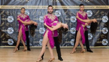 Melómano Advanced Salsa Team