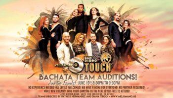 Melómano Bachata Team Auditions!