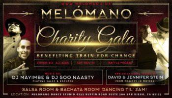 Melómano Charity Gala! Nov.10th!