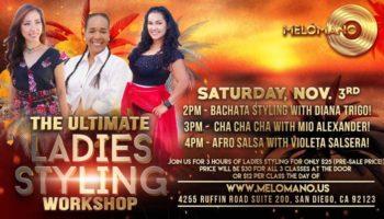 Ultimate Ladies Styling Workshop! 11/3!