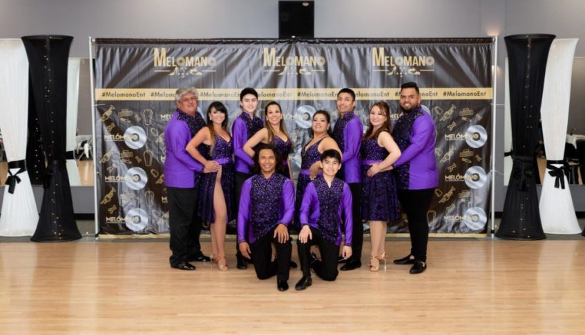 Melómano Beginner Salsa Team