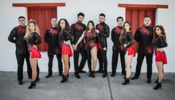 Melómano Intermediate Bachata Team