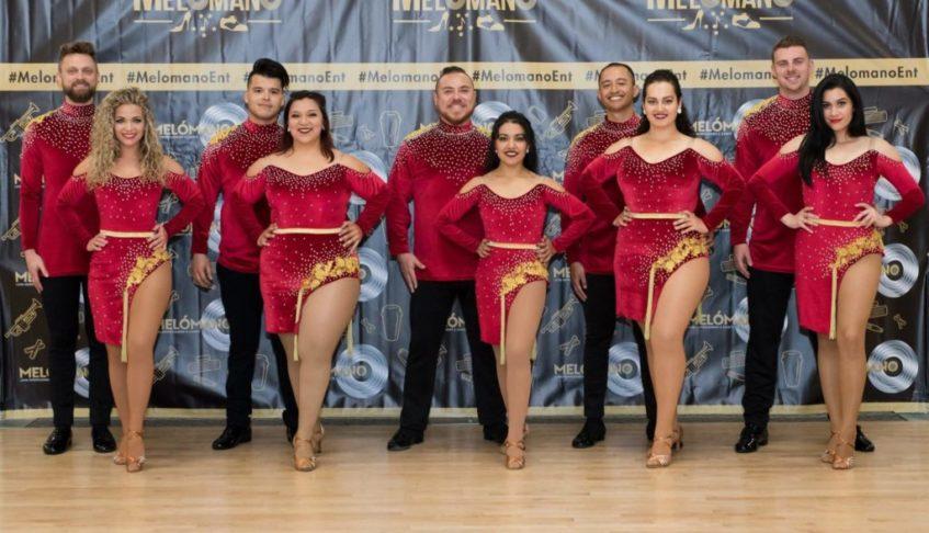 Melómano Intermediate Salsa Team