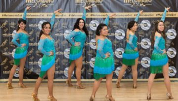 Melómano Ladies Beginner Salsa Team