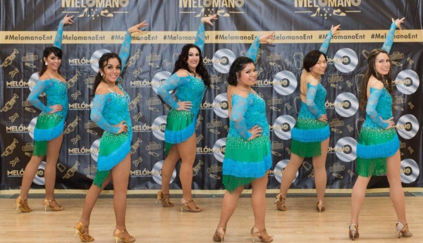 Melómano Ladies Beginner Salsa Team
