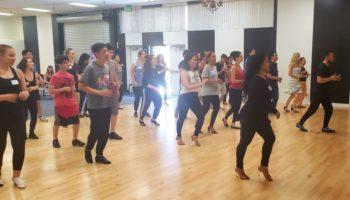Nothing But Drills! Salsa Footwork & Spins 4 week progressive!