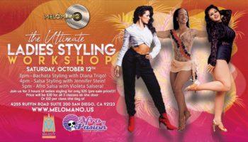 The Ulitmate Ladies Styling Workshop! 10/12